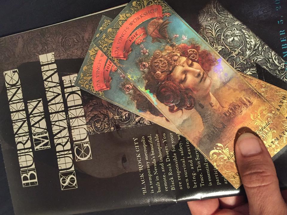 Tickets - Burning Man Houston